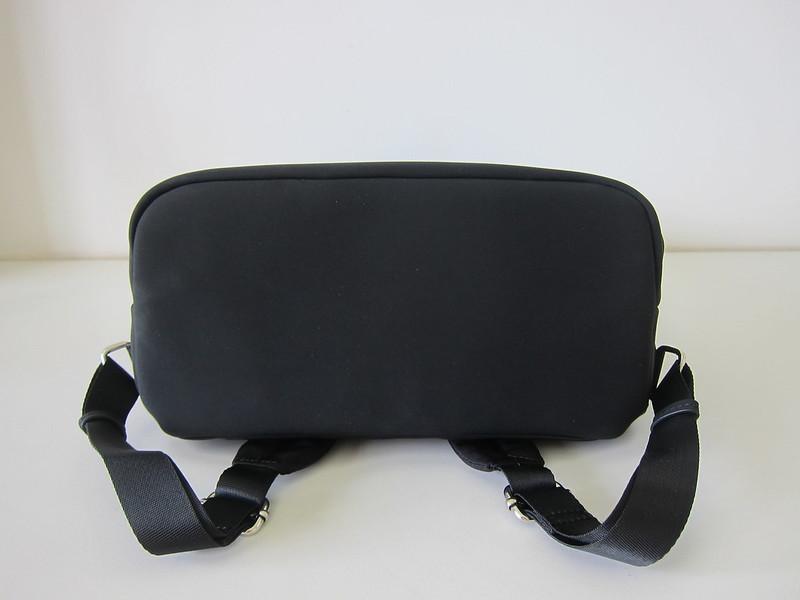 Targus 15 Inch Newport Backpack - Bottom