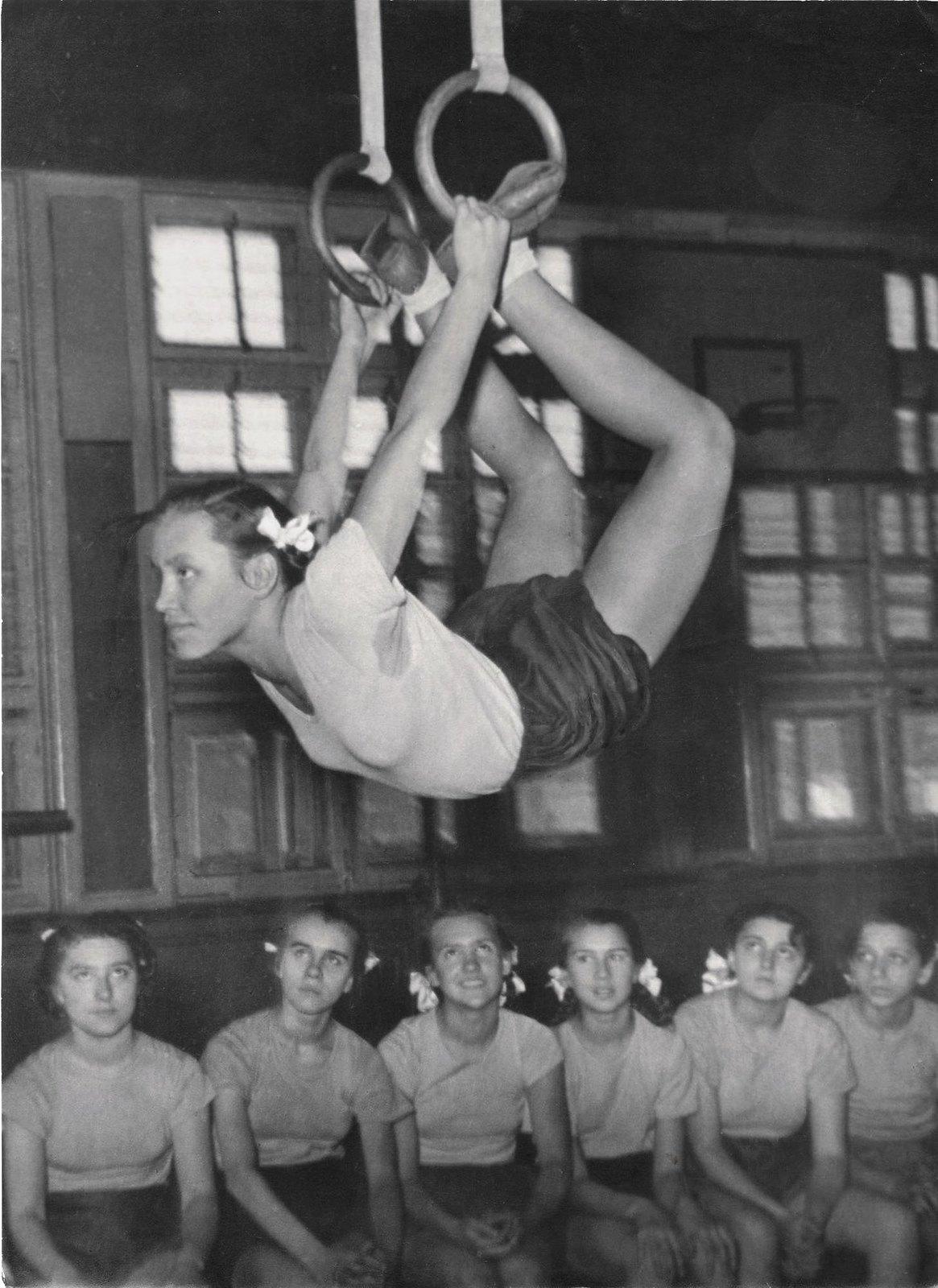 1950. Школа