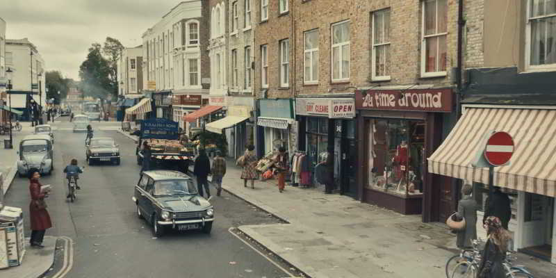 Portobello Road Notting Hill