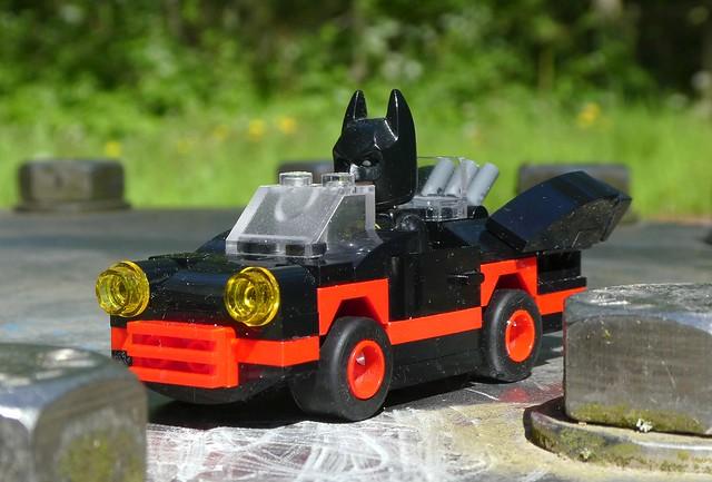 Batmobil 4-wide
