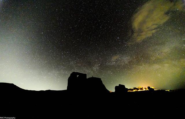 Stargazing on an amazing night