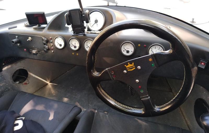 ULTIMA   ( Ultima Sports Ltd  U.K. ) GTR V8 5,7 Chevrolet 51212995796_2e48f48760_c