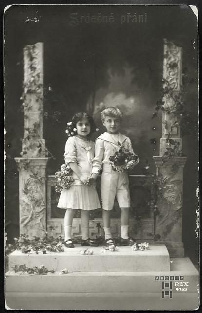 ArchivTappen233A994 Geburtstagsgrüße, Österreich, 1900er