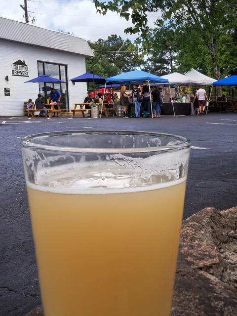 Little Cottage Brewery (and pale ale)