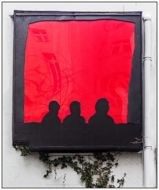 Rear Window... / Das Fenster zum Hof...