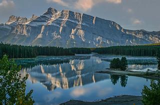 Two Jacks Lake 2