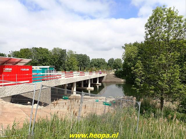 2021-05-29 Almere Tussen Hollandsebrug-Stichtsebrug en A6 26 Km (4)
