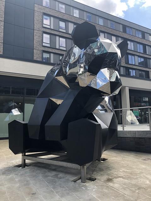 Hendo Panda - New Era Square, Sheffield 2021