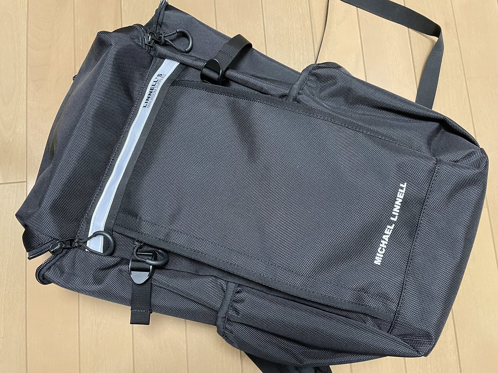 MICHAEL LINNELL Usual Backpack ML-034