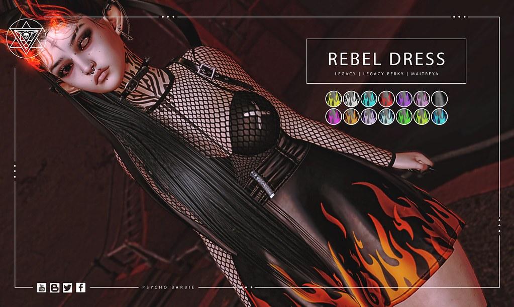 Rebel Dress @ Ritual