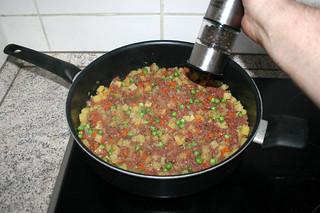 27 - Taste with salt & pepper / Mit Salz & Pfeffer abschmecken