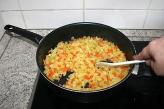 21 - Braise garlic / Knoblauch andünsten