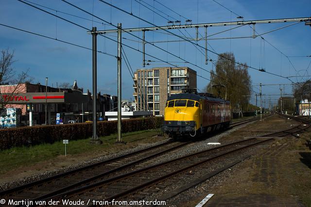 20010424_NL_Ede-Wageningen_Stichting CREW 2454 Motorpost 3029