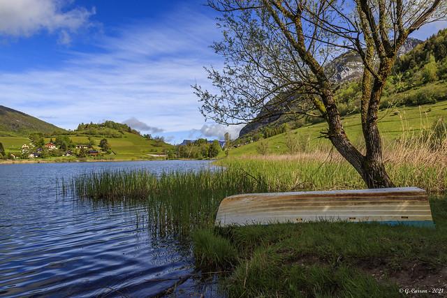 Bientôt de retour sur le lac...  (Savoie 05 /2021)