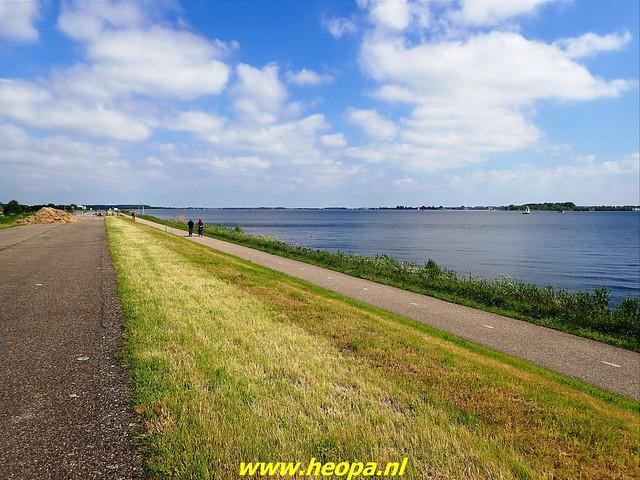 2021-05-29 Almere Tussen Hollandsebrug-Stichtsebrug en A6 26 Km (47)
