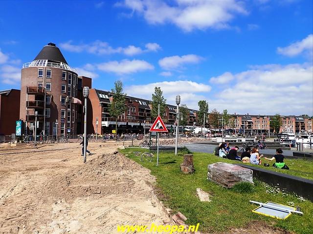 2021-05-29 Almere Tussen Hollandsebrug-Stichtsebrug en A6 26 Km (42)