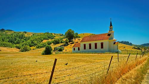 olympus church landscape nicasio