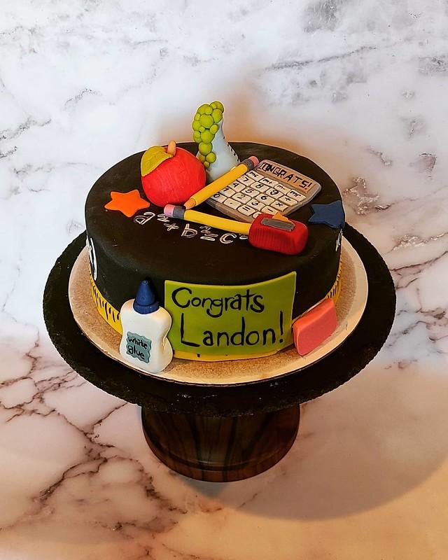 Cake by Wildflour Cakery
