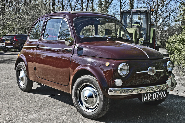 FIAT 500D 1963 (2146)