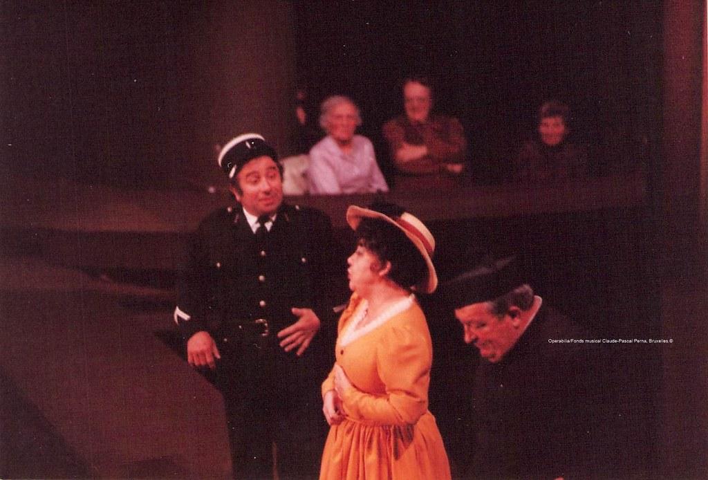 Méditerranée, Théâtre du Capitole, Toulouse (France), 31/03/1986