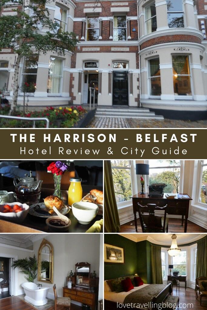 The Harrison Hotel, Belfast
