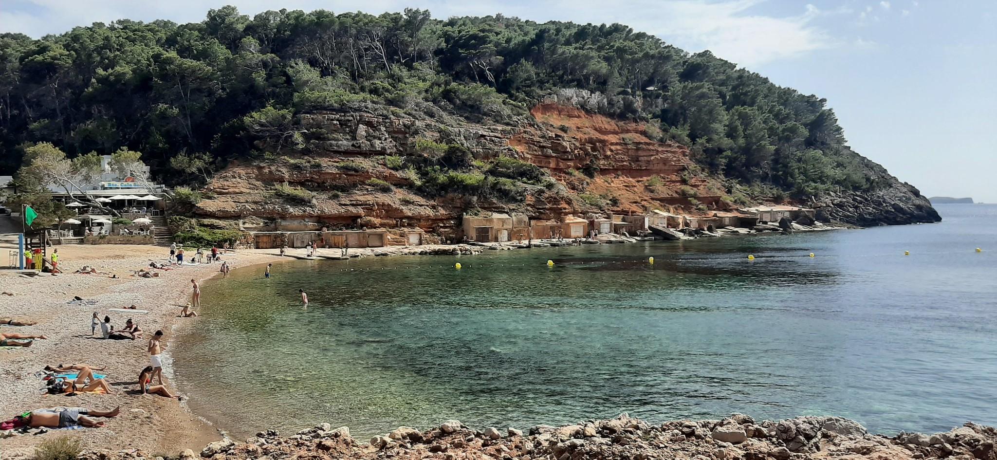 Cala Salada, Ibiza, 26 de mayo 2021