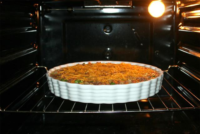 41 - Bake in oven / Im Ofen backen