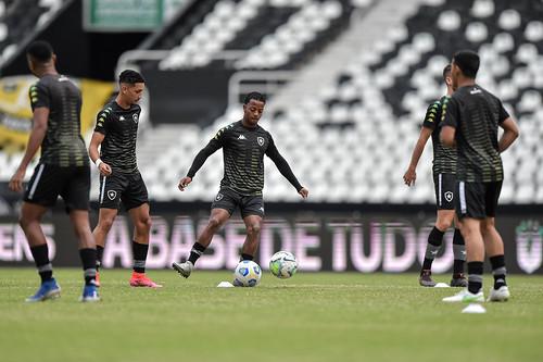Botafogo x Avaí - Copa do Brasil Sub-20 - 30/05/2021