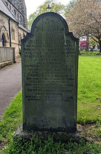 Besford Grave, Cramlington, Northumberland Village,