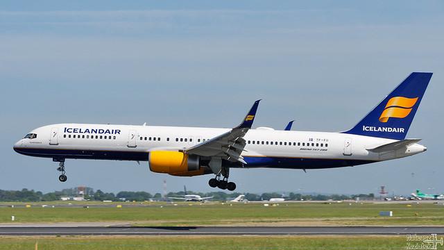 Icelandair 🇮🇸 Boeing 757-200 TF-FII
