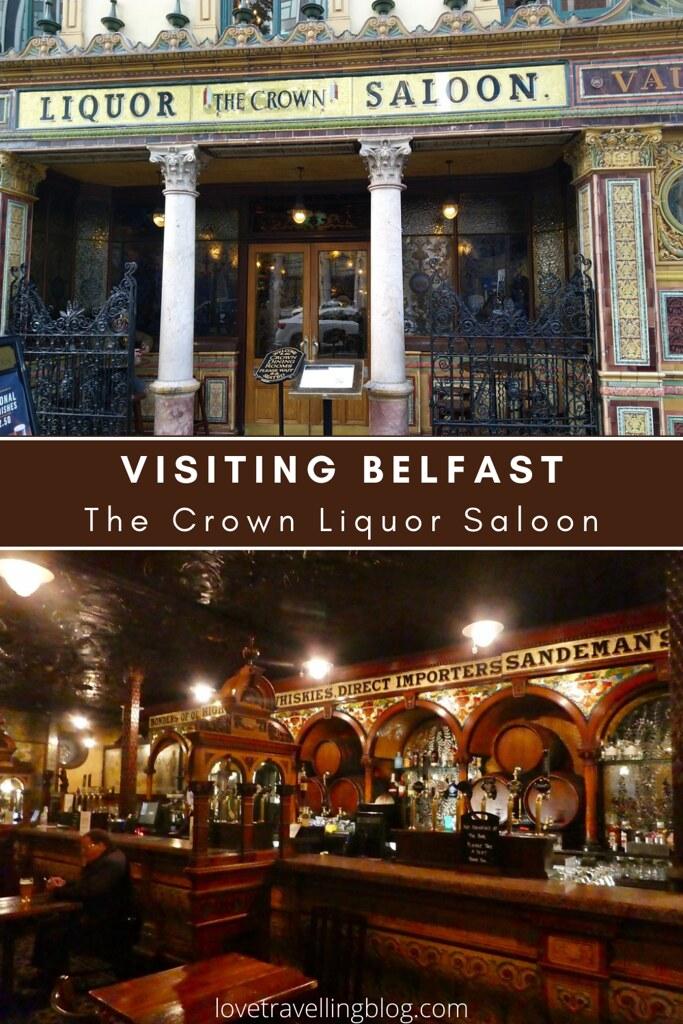 Belfast Crown Liquor Saloon