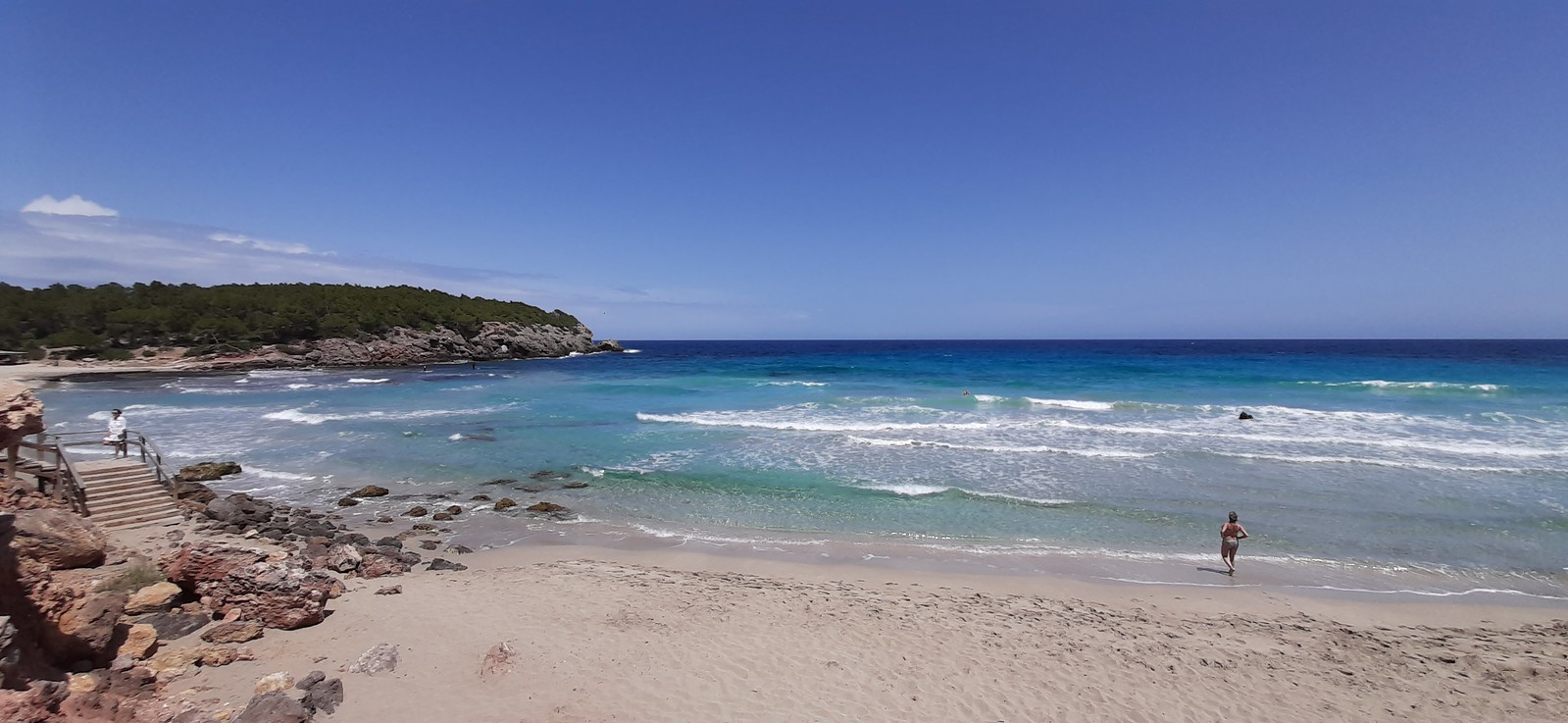 Cala Nova, Ibiza, 28 de mayo 2021