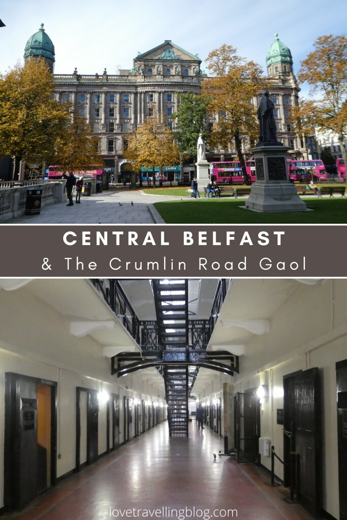 Belfast Crumlin Road Gaol