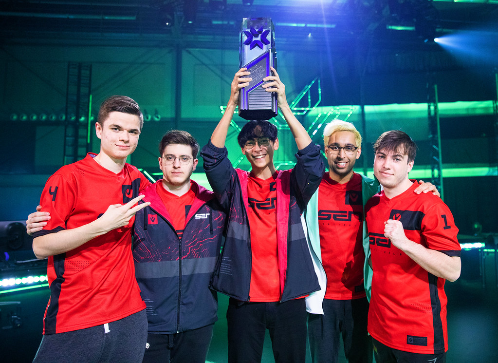 Sentinels - winners of Masters Reykjavik will be looking at defending their title in Berlin - Photo by Colin Young-Wolff/Riot Games