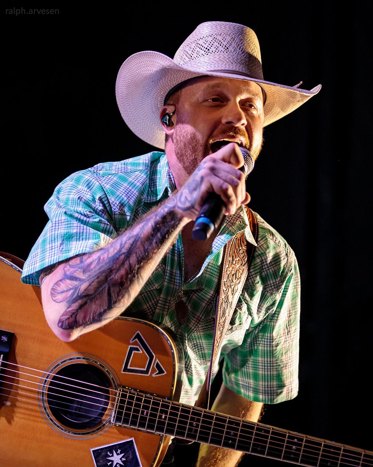 Cody Johnson | Texas Review | Ralph Arvesen