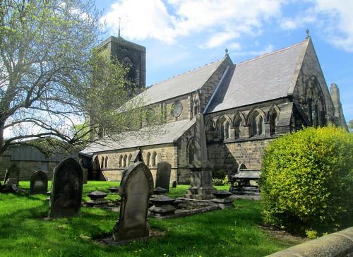 St Nicholas Church, Cramlington, Northumberland