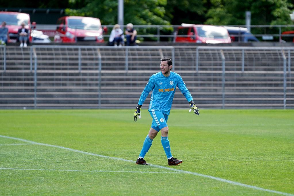 29.05.2021   Saison 2020/21   FC 08 Homburg   SC Freiburg II