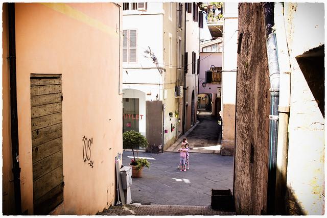 una passeggiata per Spoleto