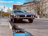 The Muscle-Car kissed Berlin!