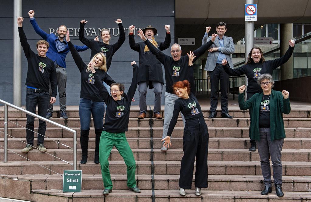 環境勝利 荷蘭法院首判:皇家殼牌石油2030年減碳45%