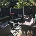 Our little corner of summer