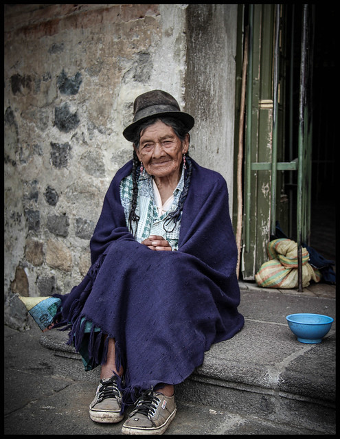Streets of South America