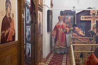 30.05.2021   Воскресная Литургия в храме свт. Климента