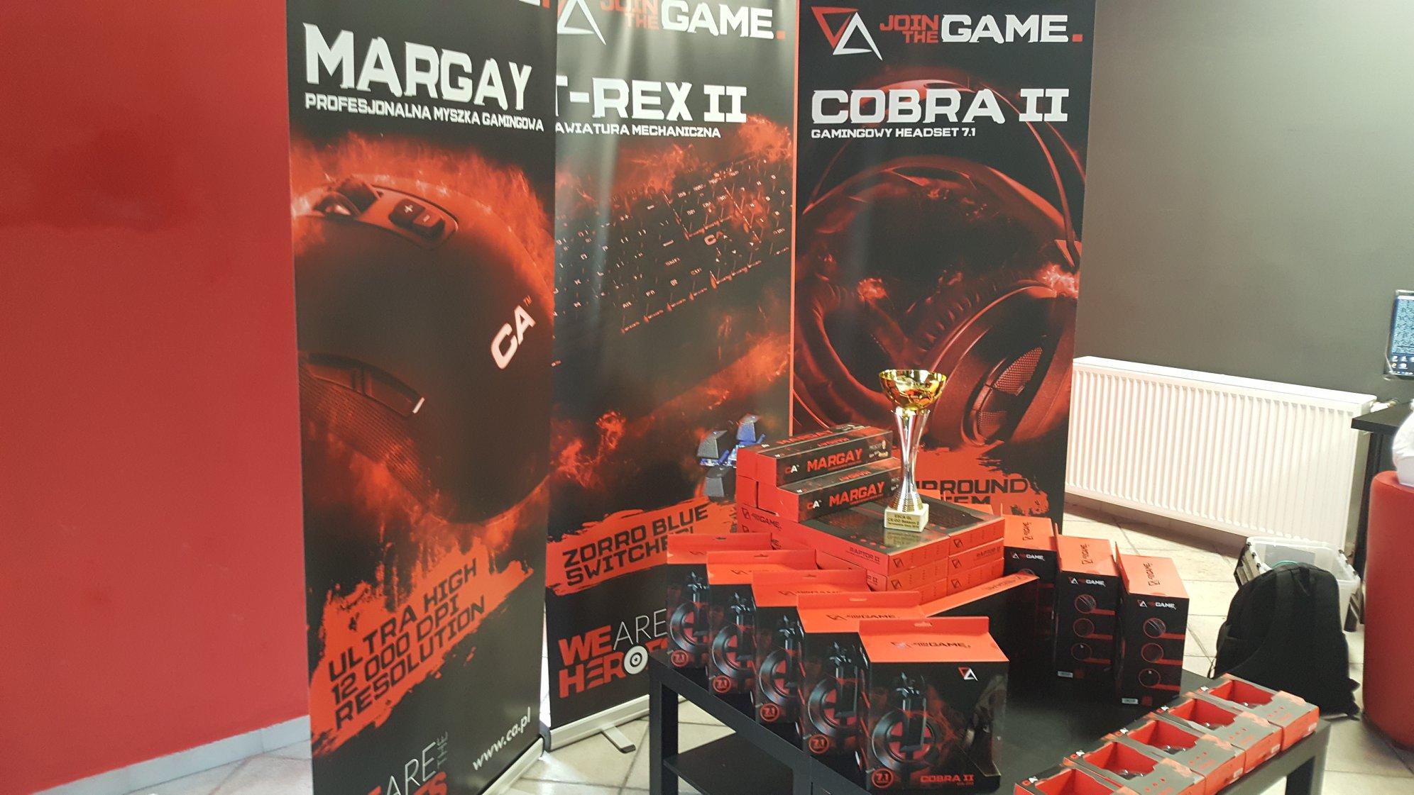 ESCA GL CS:GO 2018 Season 2 - Final Tournament