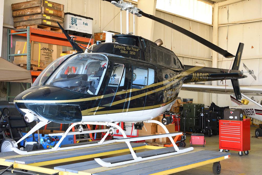 OH-58A N4911S at IZA