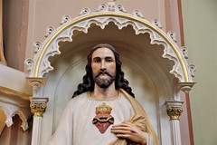 Sacred Heart of Jesus at St. Mary of Victories