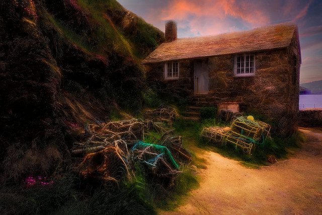 The fishermans cottage