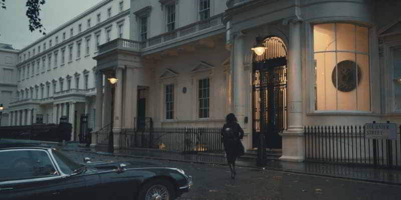 Casa baronesa Von Hellman