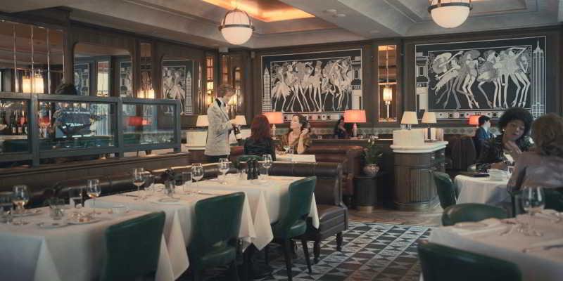 Cruella restaurante