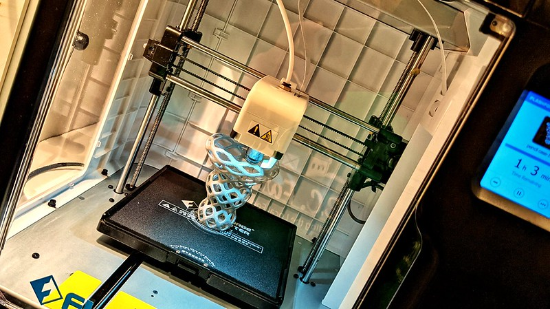 A Print Can Take Hours
